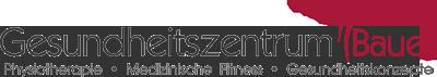 Physiotherapie Herborn – Gesundheitszentrum Bauer Logo